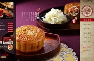 广西合浦黄记玥亮饼业网站SEO推广服务