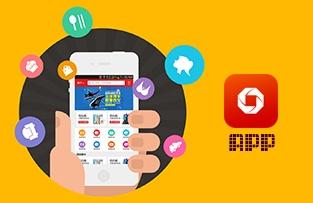 通汇卡官方安卓手机及平板APP开发