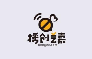 青海播创艺嘉语言表演艺术培训中心标志设计