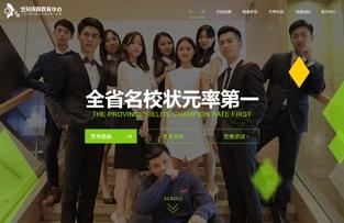 广州艺风传媒教育网站建设